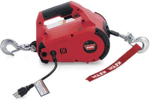 Warn Winch 110-Volt AC Pull All Hand-Held Electric Portable Pulling Lifting Tool