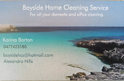 Cleaning services Alexandra Hills Redland Area Preview