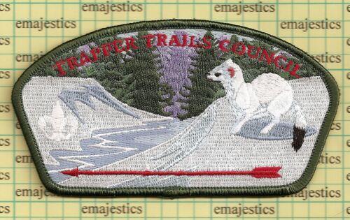 BSA OA/CSP TRAPPER TRAILS COUNCIL 2012 ERMINE ISSUE SA-169
