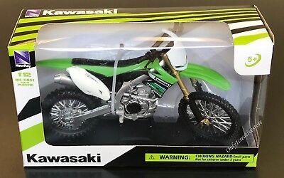 NewRay 2012 Kawasaki KX 450F Dirt Bike 1:12  ()