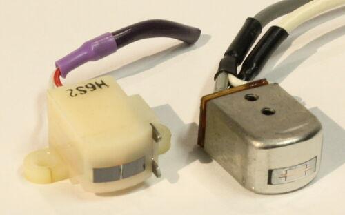 AKAI CS-34D Working Erasing & Playback/Recording Heads-Vintage Cassette Deck