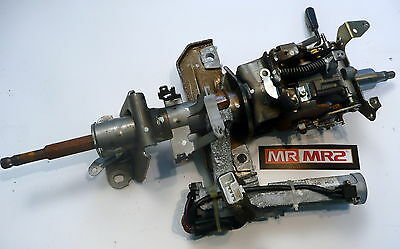 Toyota MR2 MK2 Revision4 & 5 Type Steering Column 1989-1999  Mr MR2 Used Parts