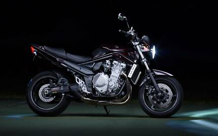 SUZUKI GSF 1250 Bandit gsf1250 Naked Motorcycle Thornlands Redland Area Preview