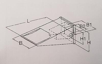 9W8551 - Kurze Zahnspitze passend System CAT J550