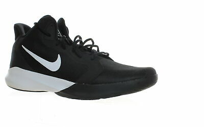 Nike Mens Precision 3 Black Basketball Shoes Size 13 (1165762)
