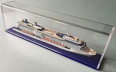 1 1250 Scale Celebrity Silhouette Cruise Ship Model Ocean Liner Boat  Scherbak