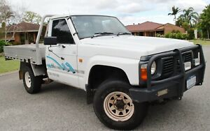 1998 Nissan Patrol (4x4) Welshpool Canning Area Preview