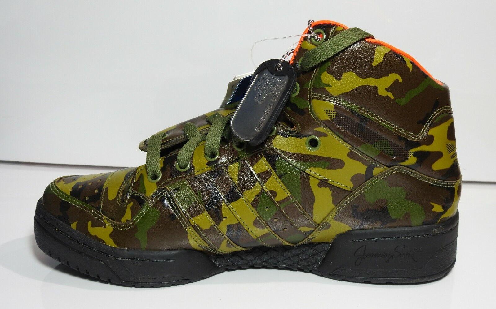 Adidas jeremy scott js wings camo  money bear flag 2.0 g50726 gold