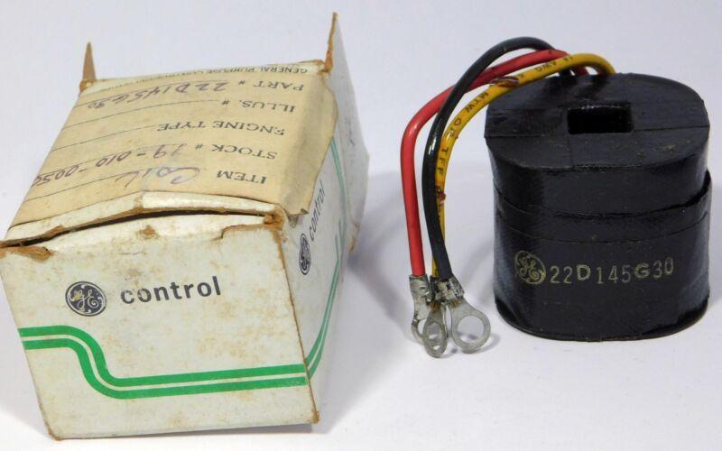 GE Controls General Electric Coil 22D145G30 NOS NIB