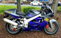 Suzuki GSXR by Chap s Emporium Ltd., Carlisle, Cumbria