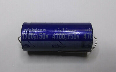 20 Pcs Nippon ChemiCon NCC KME Series 100V 3.3UF Made in Japan Capacitor 5x11