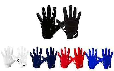 Cutters S451 Rev Pro 2 0 Solid Color Receiver Gloves Adult  Pair