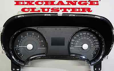 2009 2010 2011 MERCURY GRAND MARQUIS CLUSTER SOFTWARE & ODOMETER CALIBRATION