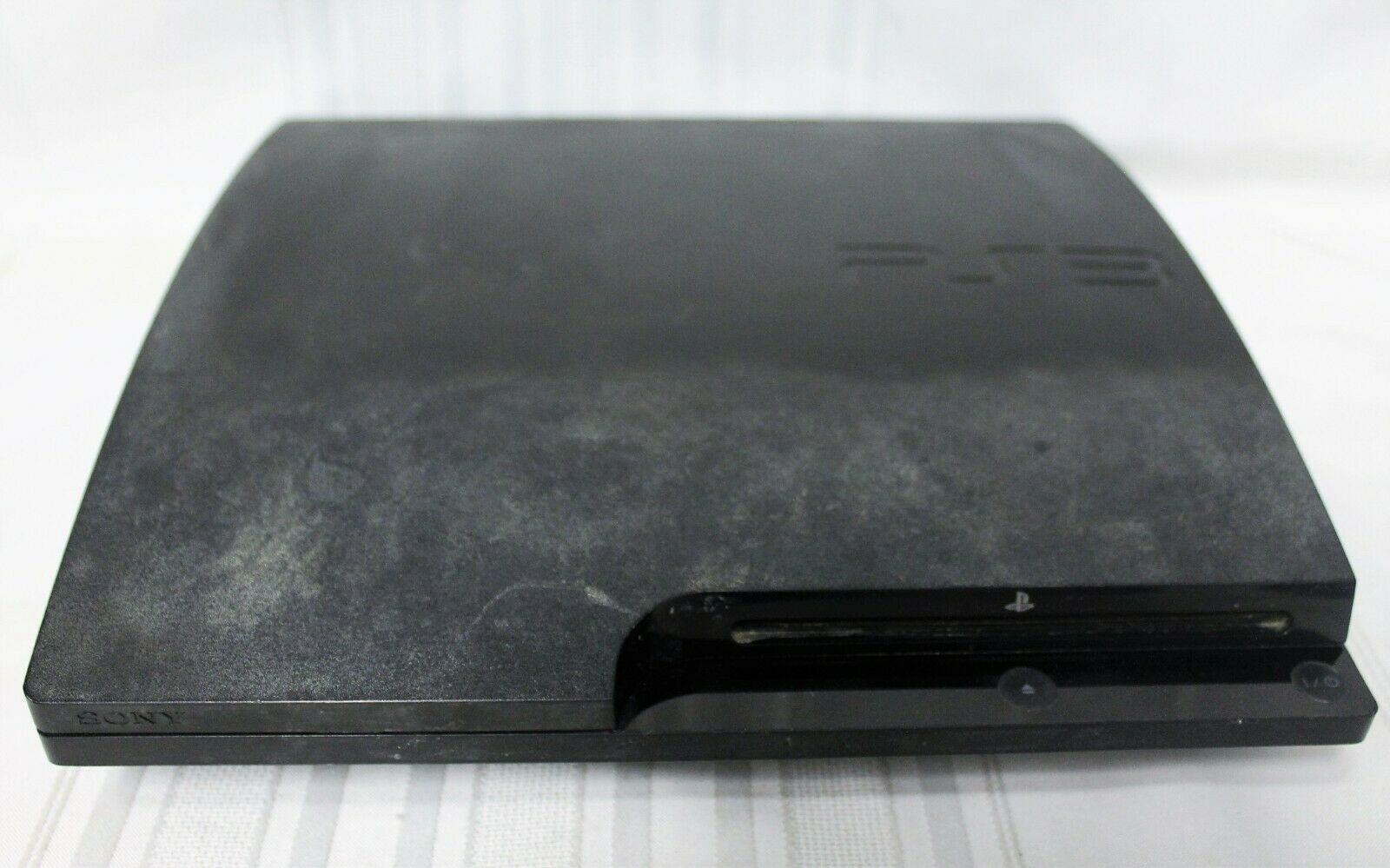 Sony PlayStation 3 PS3 CECH-3001B 320GB Version 4.87 Black - Console Only - $80.00