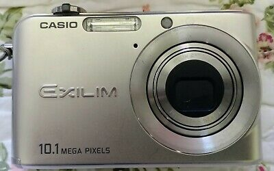 Casio EXILIM CARD EX-S10 10.1MP Digital Camera - silver Casio Exilim Card