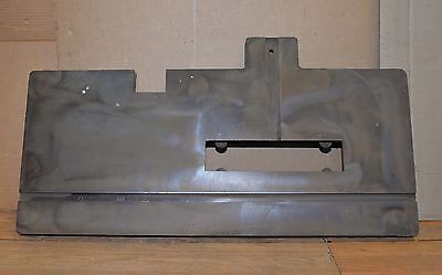 Rare table saw cast iron top antique industrial steam punk router collectible Cast Iron Router Tables
