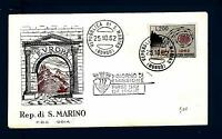 San Marino - 1962 - Europa Unita Mt. Titano And ,europa, - titan - ebay.it