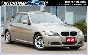 2009 BMW 328 i xDrive AWD/AUTO/LEATHER/SUNROOF