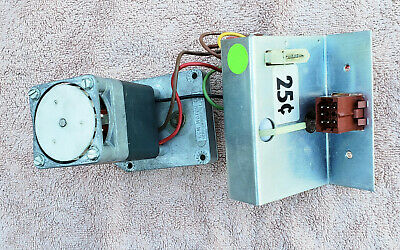 Standard Change Maker Machine Coin Hopper Motor Gearbox Excellent Condition