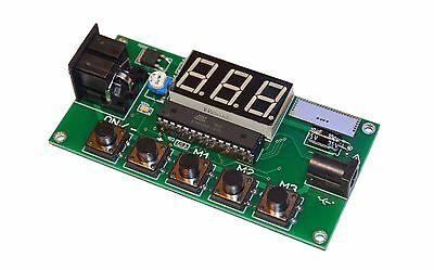 Digital Soldering Station Temperature Controller For Hakko 907 Iron Handle