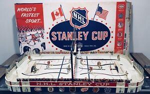 Vintage Table Hockey