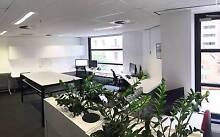 Brisbane CBD - Brightly lit shared office space for 2 people Brisbane City Brisbane North West Preview