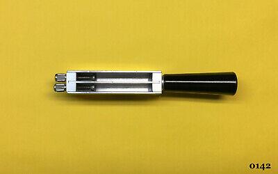 Kingsley Machine -18pt. 2-inch 2-line Type Holder - Hot Foil Stamping Machine