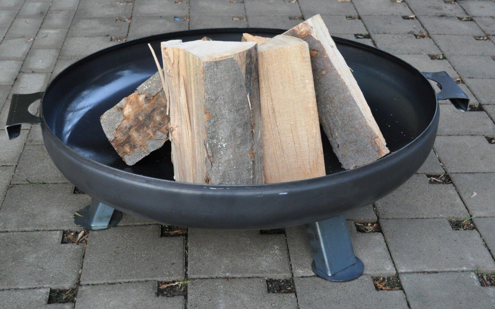 Feuerschale Ø 80 cm Feuerkorb Pflanzschale