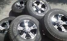 Toyota Land Cruiser 100, 4x4 wheels Macleod Banyule Area Preview