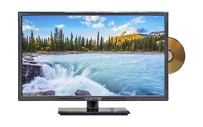 "Sceptre 24"" Inch 1080p FULL HD 60Hz LED TV w/ HDMI & DVD Pla"