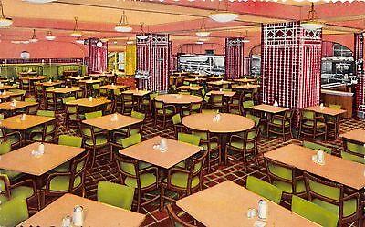 Chicago Il Ymca Hotel ~Cafetería~ Wabash Ave ~ 2000 Ignífuga Habitaciones segunda mano  Embacar hacia Spain