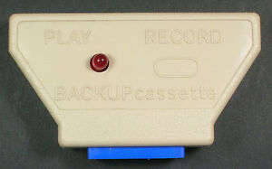 COMMODORE 64 CASSETTE BACKUP ADAPTOR