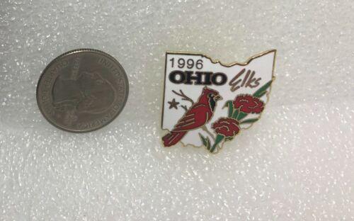 1996 Ohio Elks Pin