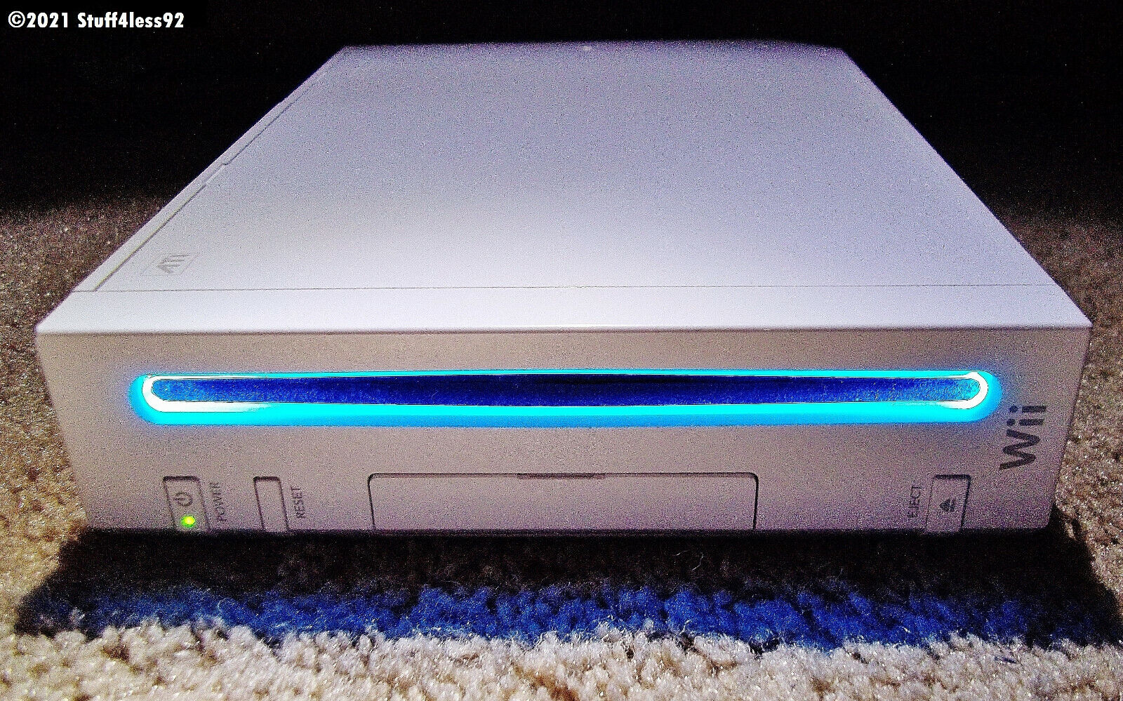 Replacement Nintendo Wii White Console System Popular Games