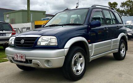 AUTO - SUZUKI GRAND VITARA 4X4 - RWC - REGO - AC COLD - 2004 Eagle Farm Brisbane North East Preview