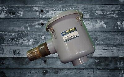 Solberg Csl Series Vacuum Filter Csl-850-250hc 2.5 Connection Filter Housing