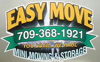 EASY MOVE call us  368 1921