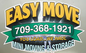EASY MOVE call us  368 1921 St. John's Newfoundland image 1