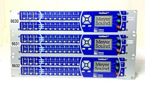 Meyer sound Galileo 616 loudspeaker Management System #9630 - #9632 (One)