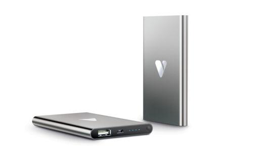 Valco Power Bank 4000mAH High Capacity Compact Portable Char