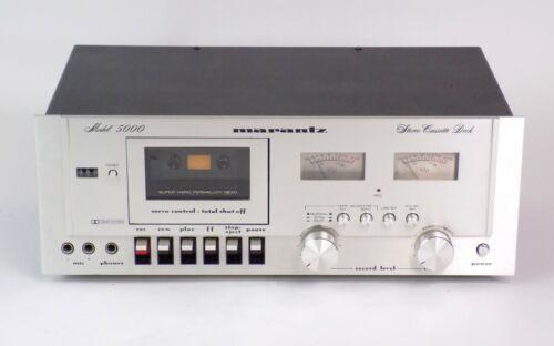 VTG Marantz 5000 Stereo Cassette Deck Made in Japan