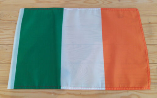"IRELAND FLAG - 45cm x 30cm - 18"" x 12""  - Irish flag"