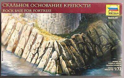 Zvezda 8528 Rock Base pour Fortress Forteresse Modélisme Neuf Emballage Scellé