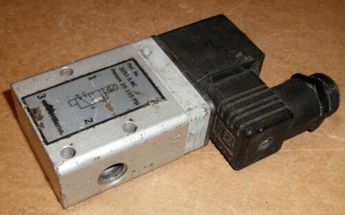 MILLER FLUID POWER PARKER 3251-S-NC-24VDC / 3251SNC 24VDC