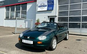 MG MGF 1.8i Roadster Hardtop, Tausch/Inzahlungnahme