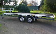 Heavy Duty 20 x 8 Flat Top Trailer Beeac Colac-Otway Area Preview