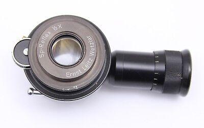 Leitz Sp-reflex 13x Microscope Eyepiece Camera Shutter Assembly