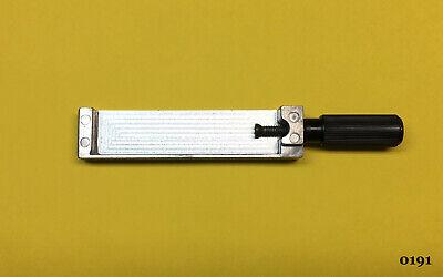 Kingsley Machine -18pt. 3-inch 1-line Type Holder - Hot Foil Stamping Machine