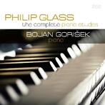 cd - philip glass - COMPLETE PIANO ETUDES.. (nieuw)