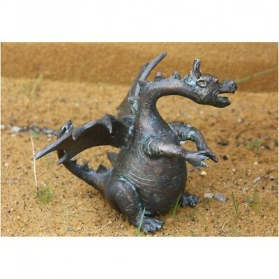 Dragon Drusilla Bronze Figure Fantasy Figure Figure Bronze New Gargoyle RO-88753